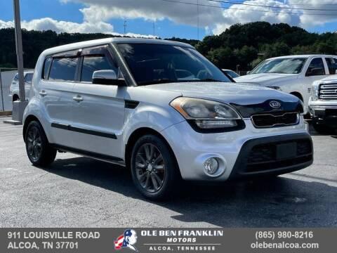 2013 Kia Soul for sale at Ole Ben Franklin Motors-Mitsubishi of Alcoa in Alcoa TN