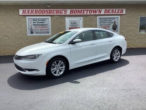 2015 Chrysler 200 for sale at Auto Martt, LLC in Harrodsburg KY