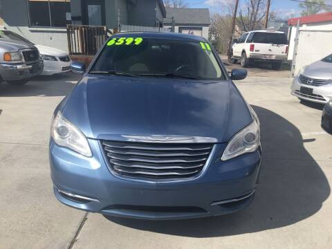 2011 Chrysler 200 for sale at Best Buy Auto in Boise ID