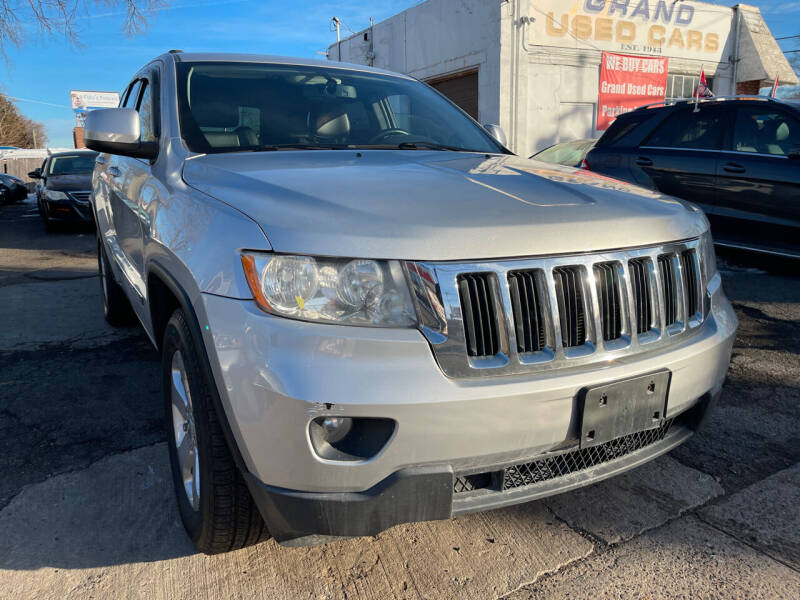 2011 Jeep Grand Cherokee for sale at GRAND USED CARS  INC in Little Ferry NJ