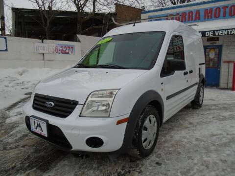 2012 Ford Transit Connect for sale at IBARRA MOTORS INC in Cicero IL