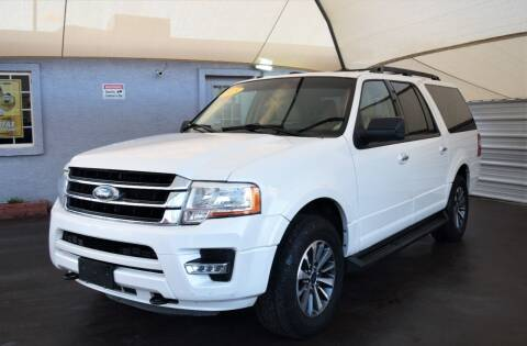 2015 Ford Expedition EL for sale at 1st Class Motors in Phoenix AZ