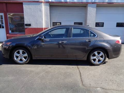 2009 Acura TSX for sale at Best Choice Auto Sales Inc in New Bedford MA