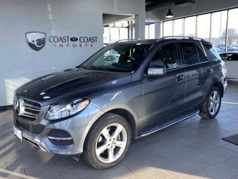 2017 Mercedes-Benz GLE for sale at Coast to Coast Imports in Fishers IN