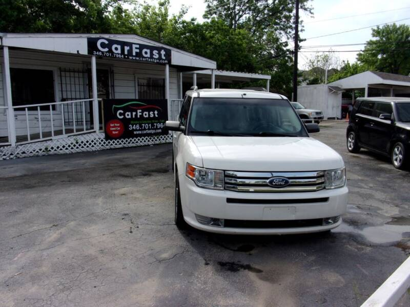 2011 Ford Flex for sale at Carfast in Houston TX