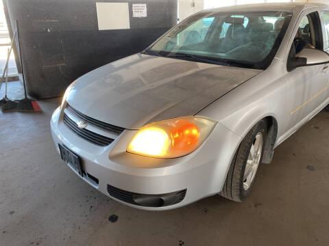 2005 Chevrolet Cobalt for sale at PYRAMID MOTORS - Pueblo Lot in Pueblo CO
