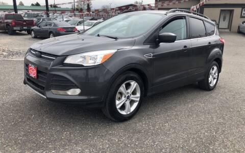2015 Ford Escape for sale at Mr. Car Auto Sales in Pasco WA