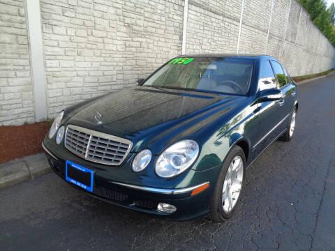 2003 Mercedes-Benz E-Class for sale at Matthews Motors LLC in Algona WA