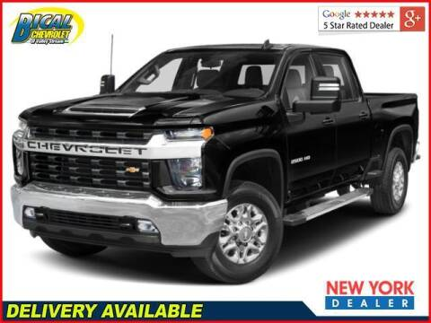 2022 Chevrolet Silverado 2500HD for sale at BICAL CHEVROLET in Valley Stream NY