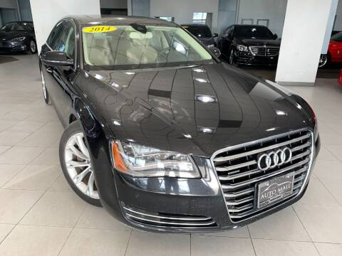 2014 Audi A8 L for sale at Auto Mall of Springfield in Springfield IL