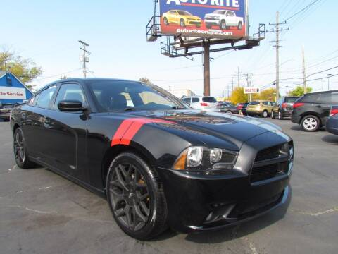 2012 Dodge Charger for sale at Auto Rite in Cleveland OH