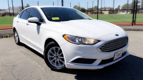 2017 Ford Fusion for sale at Maxima Auto Sales in Malden MA