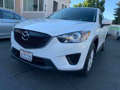 2013 Mazda CX-5 for sale at Ronnie Motors LLC in San Jose CA