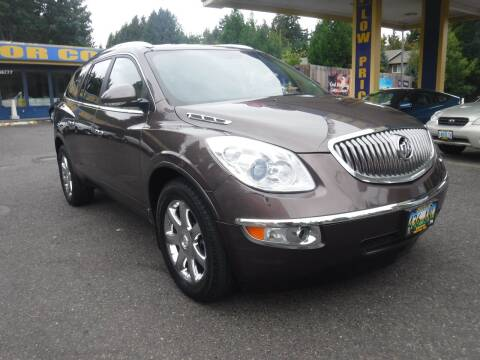 2009 Buick Enclave for sale at Brooks Motor Company, Inc in Milwaukie OR