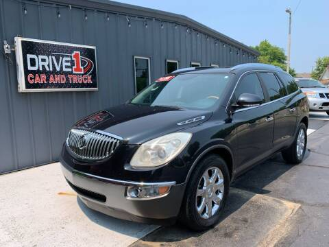 2009 Buick Enclave for sale at Drive 1 Car & Truck in Springfield OH