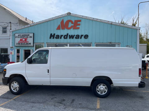 2012 Ford E-Series Cargo for sale at ACE HARDWARE OF ELLSWORTH dba ACE EQUIPMENT in Canfield OH