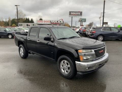 2009 GMC Canyon for sale at Maxx Autos Plus in Puyallup WA