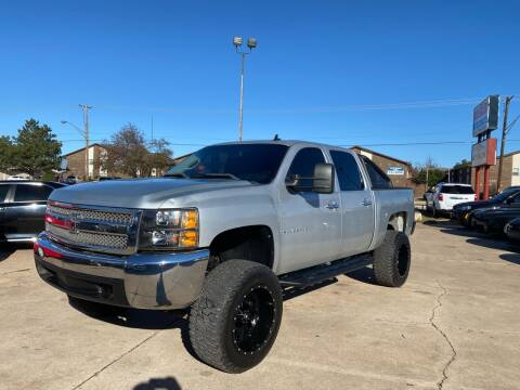 2012 Chevrolet Silverado 1500 for sale at Car Gallery in Oklahoma City OK