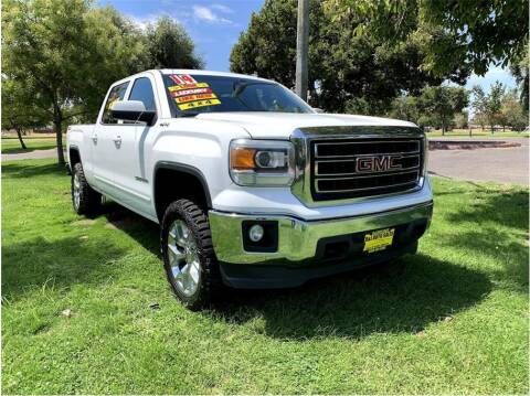 2014 GMC Sierra 1500 for sale at D & I Auto Sales in Modesto CA