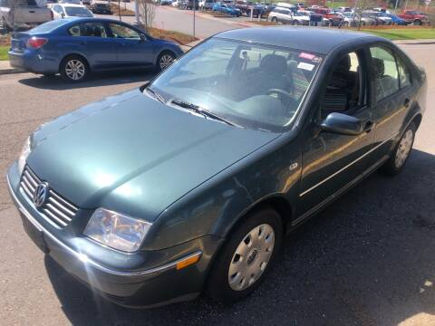 2004 Volkswagen Jetta for sale at Blue Line Auto Group in Portland OR