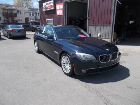 2011 BMW 7 Series for sale at Mig Auto Sales Inc in Albany NY