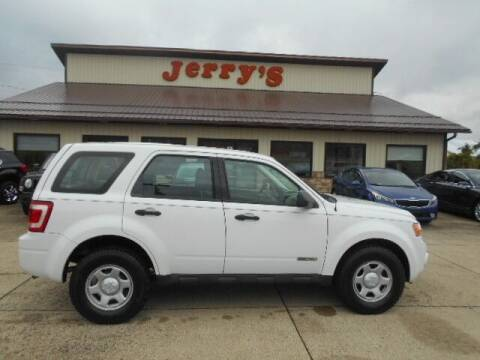 2008 Ford Escape for sale at Jerry's Auto Mart in Uhrichsville OH
