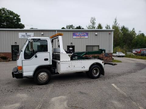 2001 Isuzu NPR for sale at GRS Auto Sales and GRS Recovery in Hampstead NH