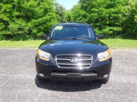 2009 Hyundai Santa Fe for sale at Discount Auto World in Morris IL