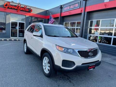 2011 Kia Sorento for sale at Goodfella's  Motor Company in Tacoma WA