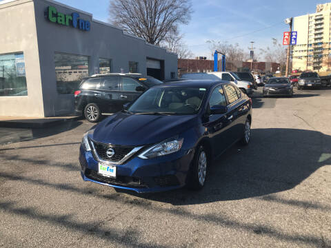 2019 Nissan Sentra for sale at Car One in Essex MD
