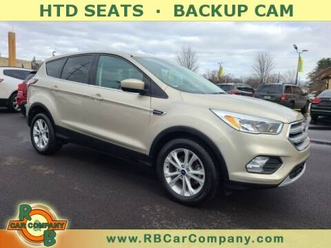 2017 Ford Escape for sale at R & B Car Company in South Bend IN