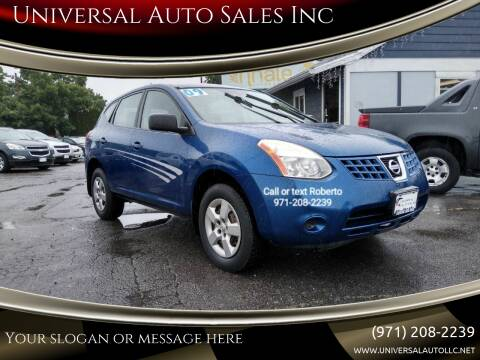 2009 Nissan Rogue for sale at Universal Auto Sales Inc in Salem OR