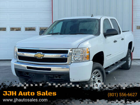 2010 Chevrolet Silverado 1500 for sale at JJH Auto Sales in Salt Lake City UT