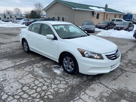 2011 Honda Accord for sale at US5 Auto Sales in Shippensburg PA