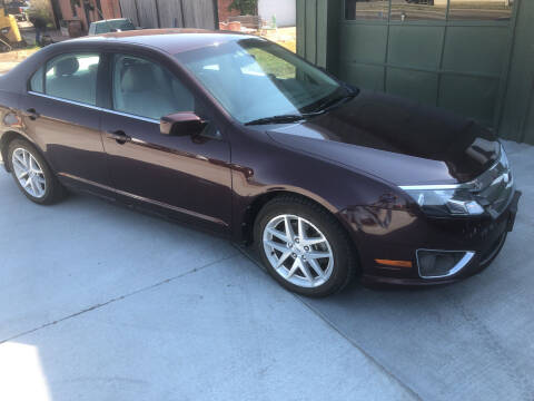 2011 Ford Fusion for sale at Bramble's Auto Sales in Hastings NE