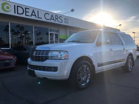 2010 Lincoln Navigator L for sale at Ideal Cars in Mesa AZ