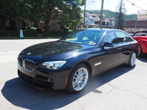 2013 BMW 7 Series for sale at Advantage Auto Sales in Wheeling WV