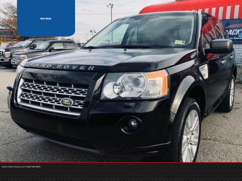 2009 Land Rover LR2 for sale at Mack 1 Motors in Fredericksburg VA