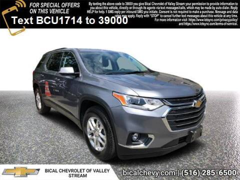 2020 Chevrolet Traverse for sale at BICAL CHEVROLET in Valley Stream NY