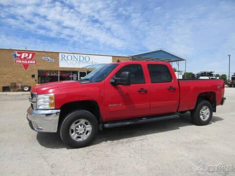 2010 Chevrolet Silverado 2500HD for sale at Rondo Truck & Trailer in Sycamore IL