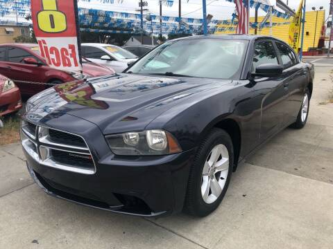 2012 Dodge Charger for sale at Plaza Auto Sales in Los Angeles CA