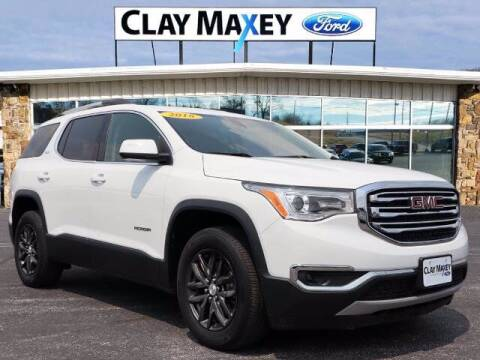 2018 GMC Acadia for sale at Clay Maxey Ford of Harrison in Harrison AR