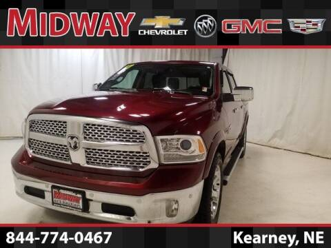 2017 RAM Ram Pickup 1500 for sale at Midway Auto Outlet in Kearney NE