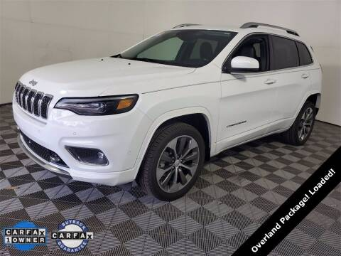 2019 Jeep Cherokee for sale at PHIL SMITH AUTOMOTIVE GROUP - Joey Accardi Chrysler Dodge Jeep Ram in Pompano Beach FL