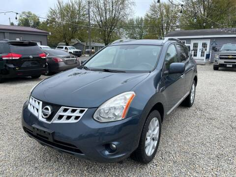2013 Nissan Rogue for sale at Davidson Auto Deals in Syracuse IN