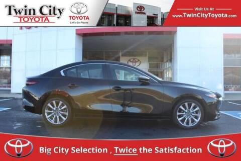 2019 Mazda Mazda3 Sedan for sale at Twin City Toyota in Herculaneum MO