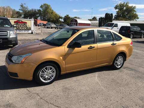 2009 Ford Focus for sale at Cordova Motors in Lawrence KS