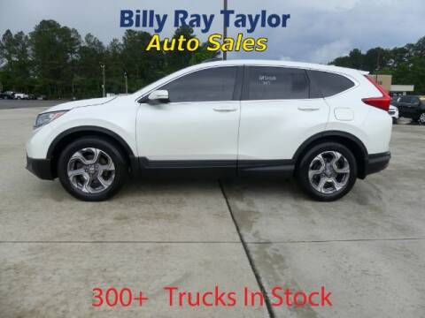2017 Honda CR-V for sale at Billy Ray Taylor Auto Sales in Cullman AL