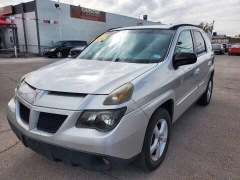 2005 Pontiac Aztek for sale at TJ Motors in Las Vegas NV