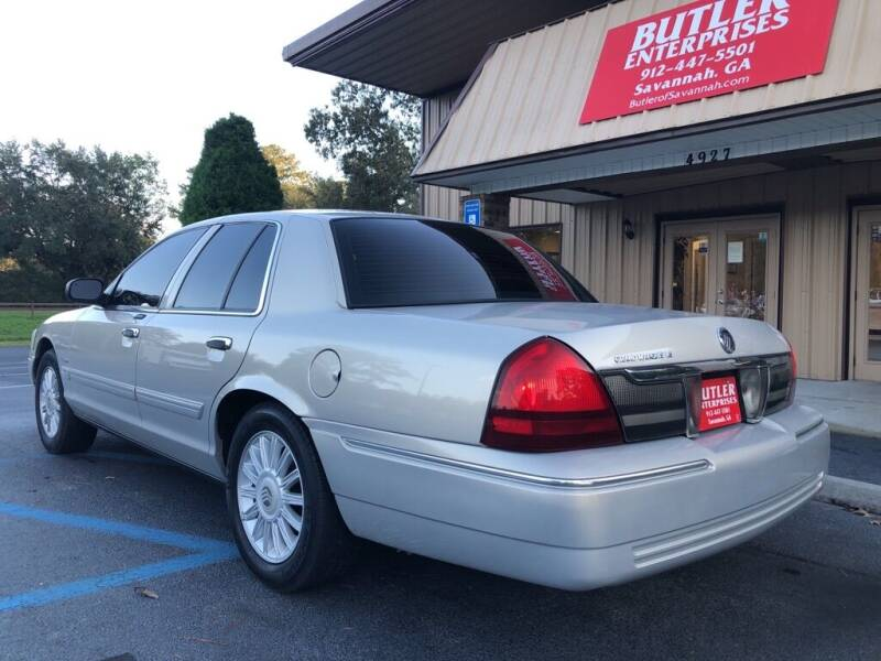2009 Mercury Grand Marquis LS Sedan Luxury 4dr - Savannah GA